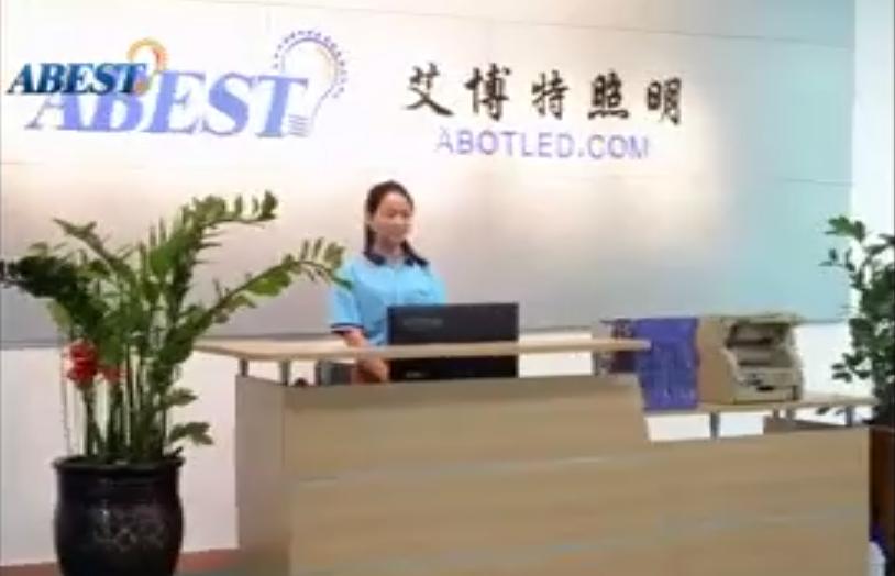 深圳网站建设公司搜客来与深圳市艾博特照明签订网站建设协议